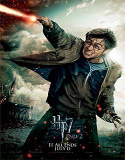 Harry Potter y las reliquias de la muerte:Parte 2