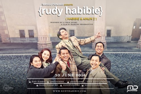 Review Film Rudy Habibie (2016)
