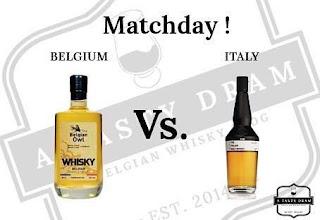 Belgium - Italy