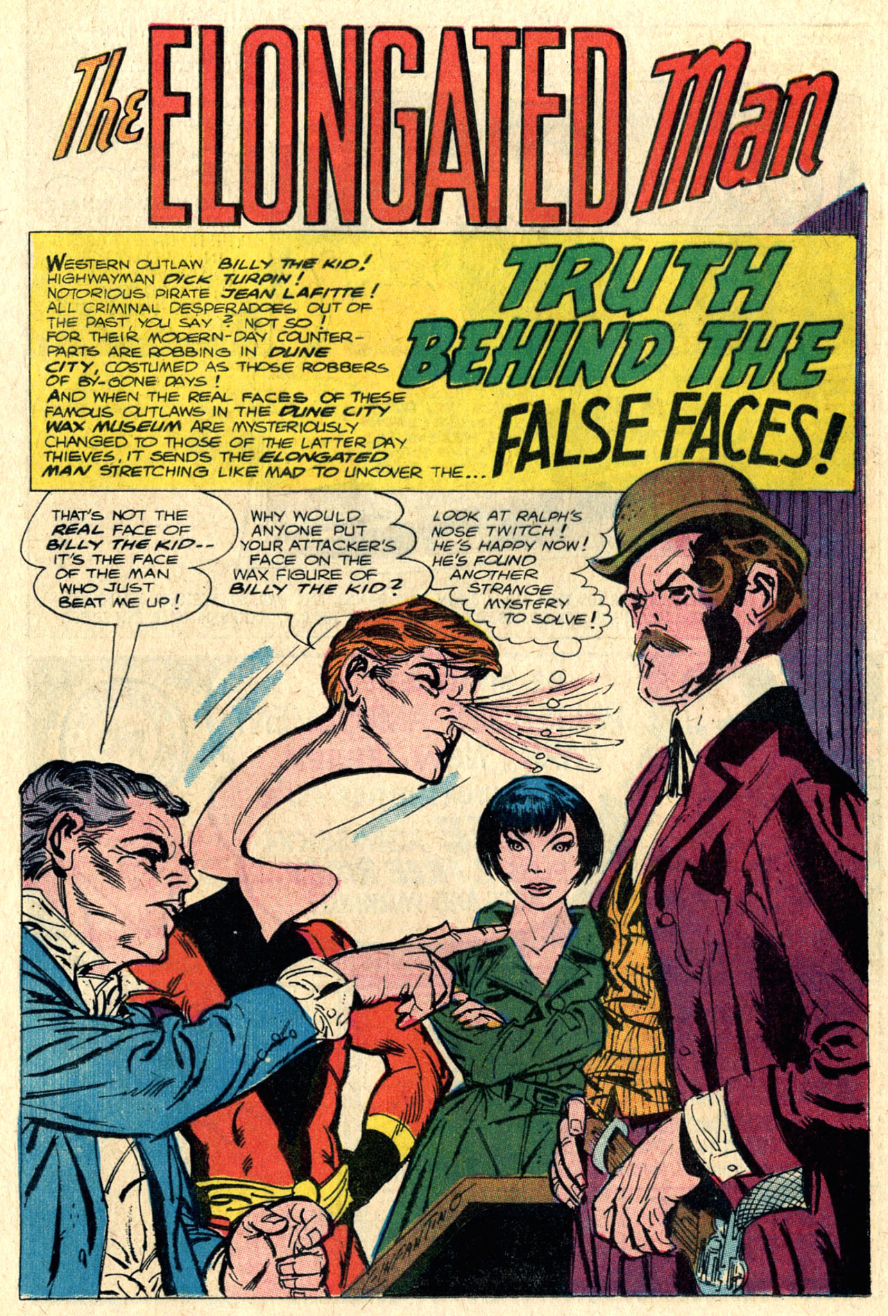 Detective Comics (1937) 356 Page 22