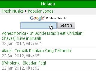 melagu.com Tempat Download Lagu