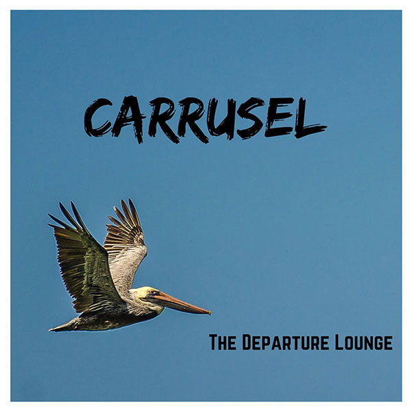 """Carrusel stream new EP """"The Departure Lounge"""""""