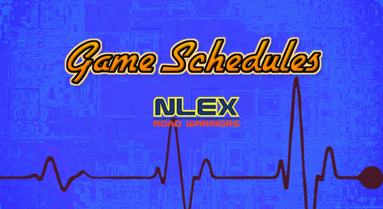 List: NLEX Road Warriors Game Schedules 2017-2018 PBA Philippine Cup