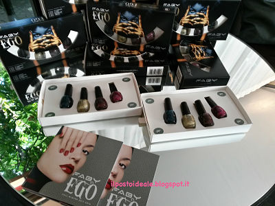 Faby Nail Ego