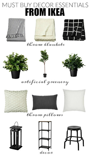 Must buy decor essentials from IKEA