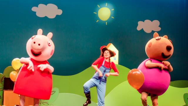 El show oficial de Peppa Pig llega a Guayaquil por primera vez