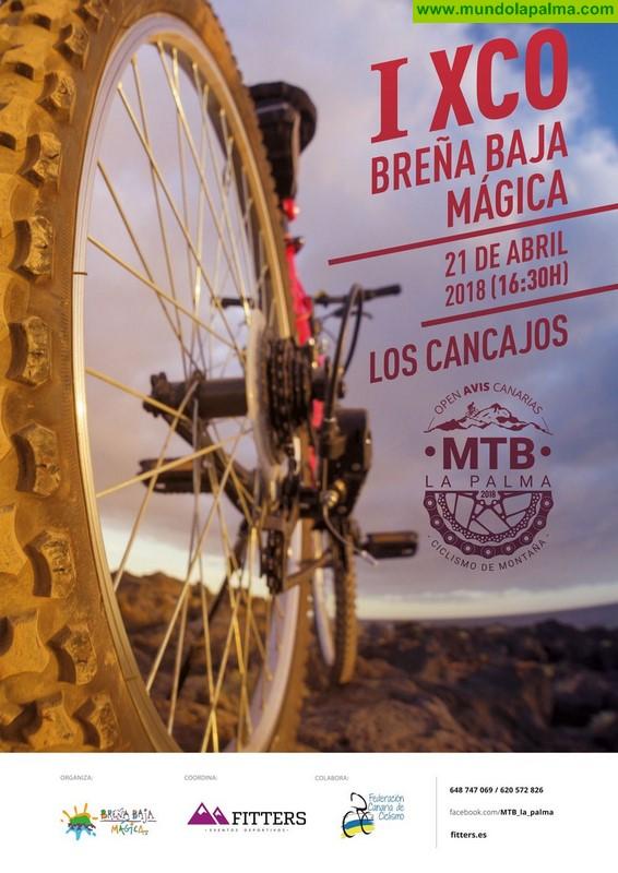 "BREÑA BAJA: primera XCO ""Breña Baja Mágica"""