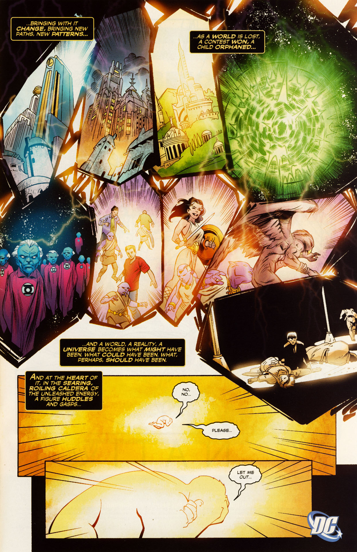 Read online Trinity (2008) comic -  Issue #52 - 34