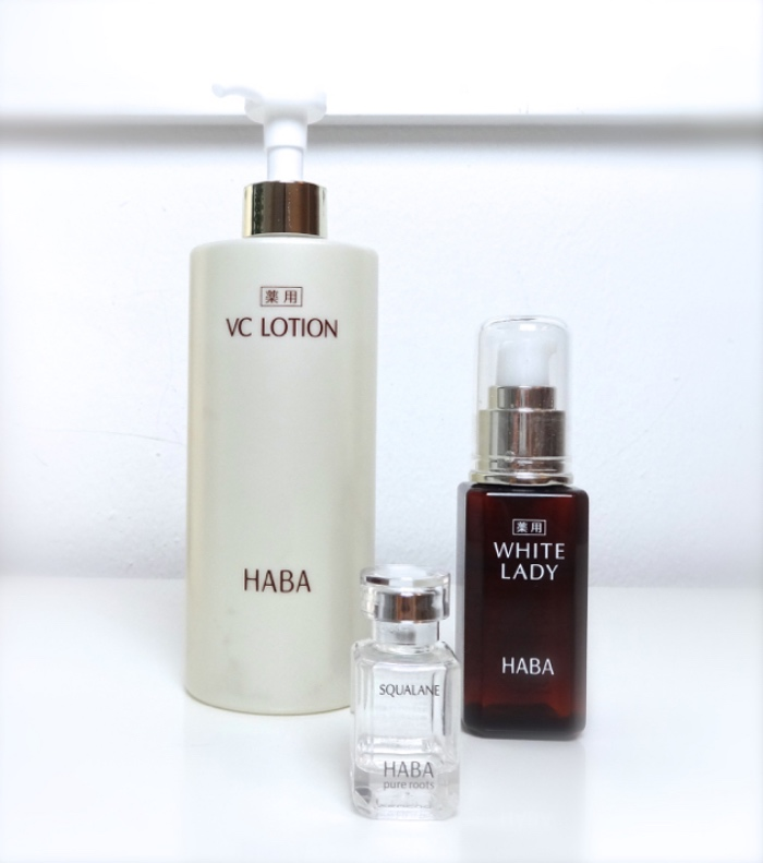 HABA White Lady Squalane VC Lotion review