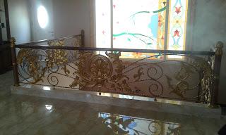 Reling Tangga dan Balkon CLASIK/TEMPA