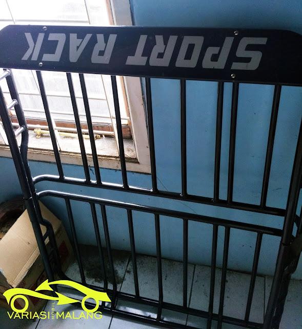Jual Sport Rack Untuk Mobil Avanza Xenia Malang Pusat
