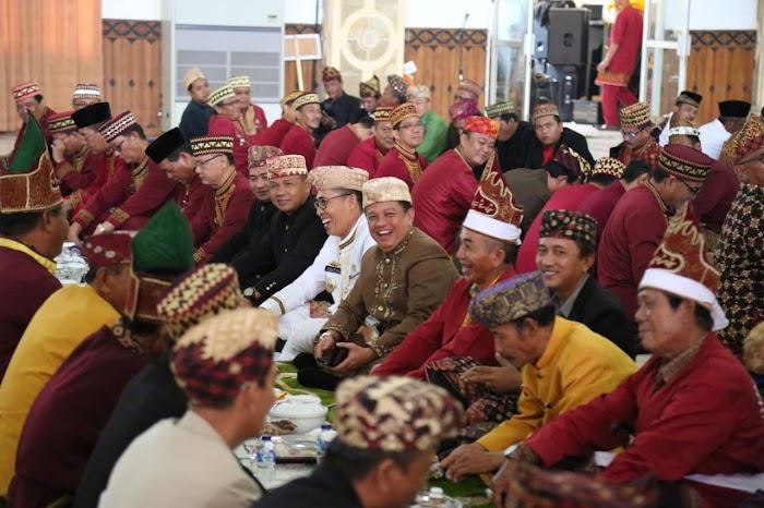 Pemkab Lamtim Menggelar Festival Mighul di Gedung Pusiban