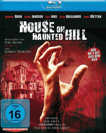 Download House on Haunted Hill 1999 Dual Audio Hindi BluRay 250mb