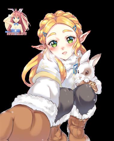 Princesa Zelda 62