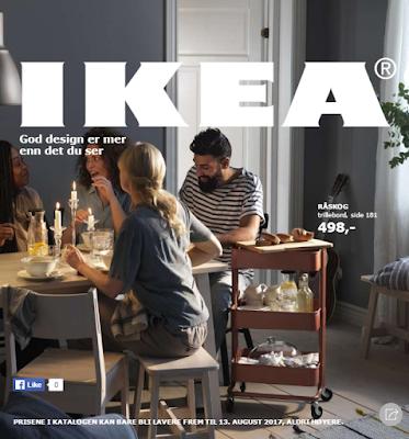 IKEA Catalog 2017 → Norge (Norway)