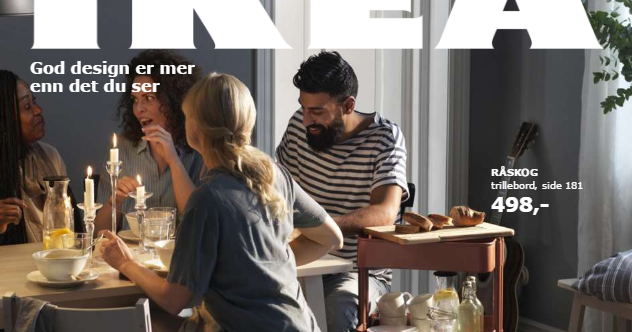 ikea catalog 2017 norge norway. Black Bedroom Furniture Sets. Home Design Ideas