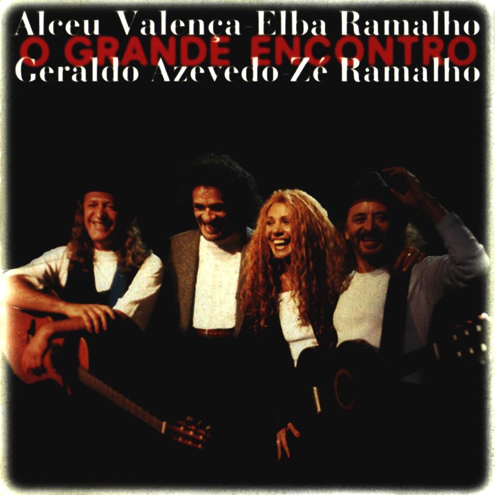 Alceu Valença, Elba Ramalho, Geraldo Azevedo e Zé Ramalho - O Grande Encontro [1996]
