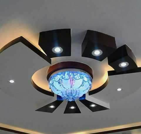%2BCNC%2BFalse%2BCeiling%2BDesigns%2BIdeas%2B%2B%25288%2529 22 Contemporary Modern CNC False Gypsum Ceiling Decorating Ideas Interior
