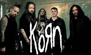 KORN - nu metal wave of the early to mid-nineties