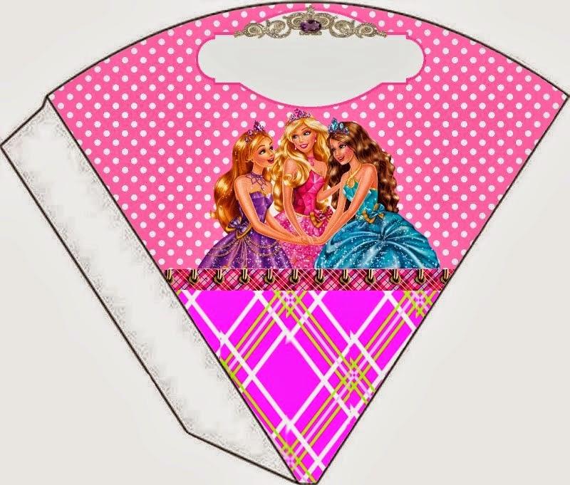 Barbie Princess Charm School Free Party Printables Oh