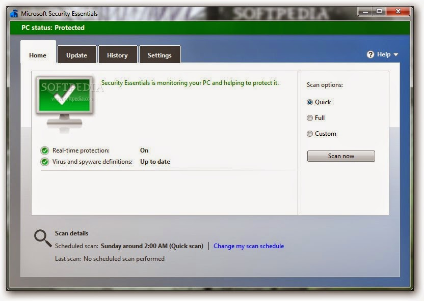 Microsoft Security Essentials 4.6 Full Version Free Download - PC GAME SUITE