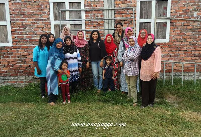 Kenangan Terindah Reunion MGS Teluk Intan 2016