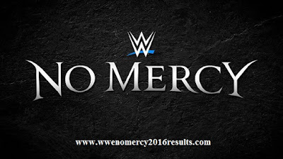 WWE No  Mercy 2016 Results
