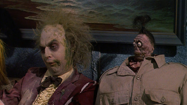 Beetlejuice by Tim Burton