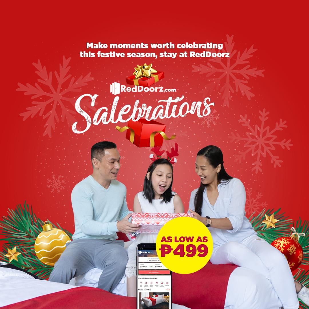 "Enjoy budget-friendly Holidays with Christmas ""Salebrations"""