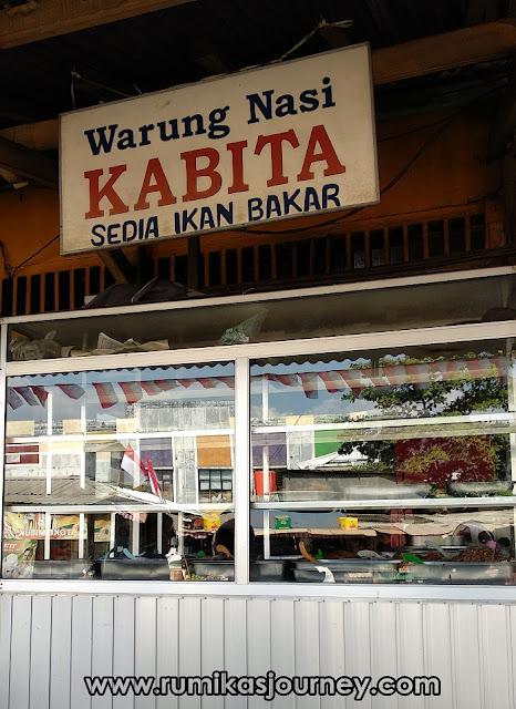 ikan bakar kabita sukabumi kuliner favorit traveling