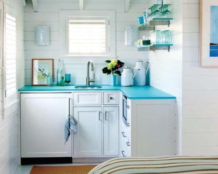 5 Tips Untuk Hias Ruang Dapur Sempit