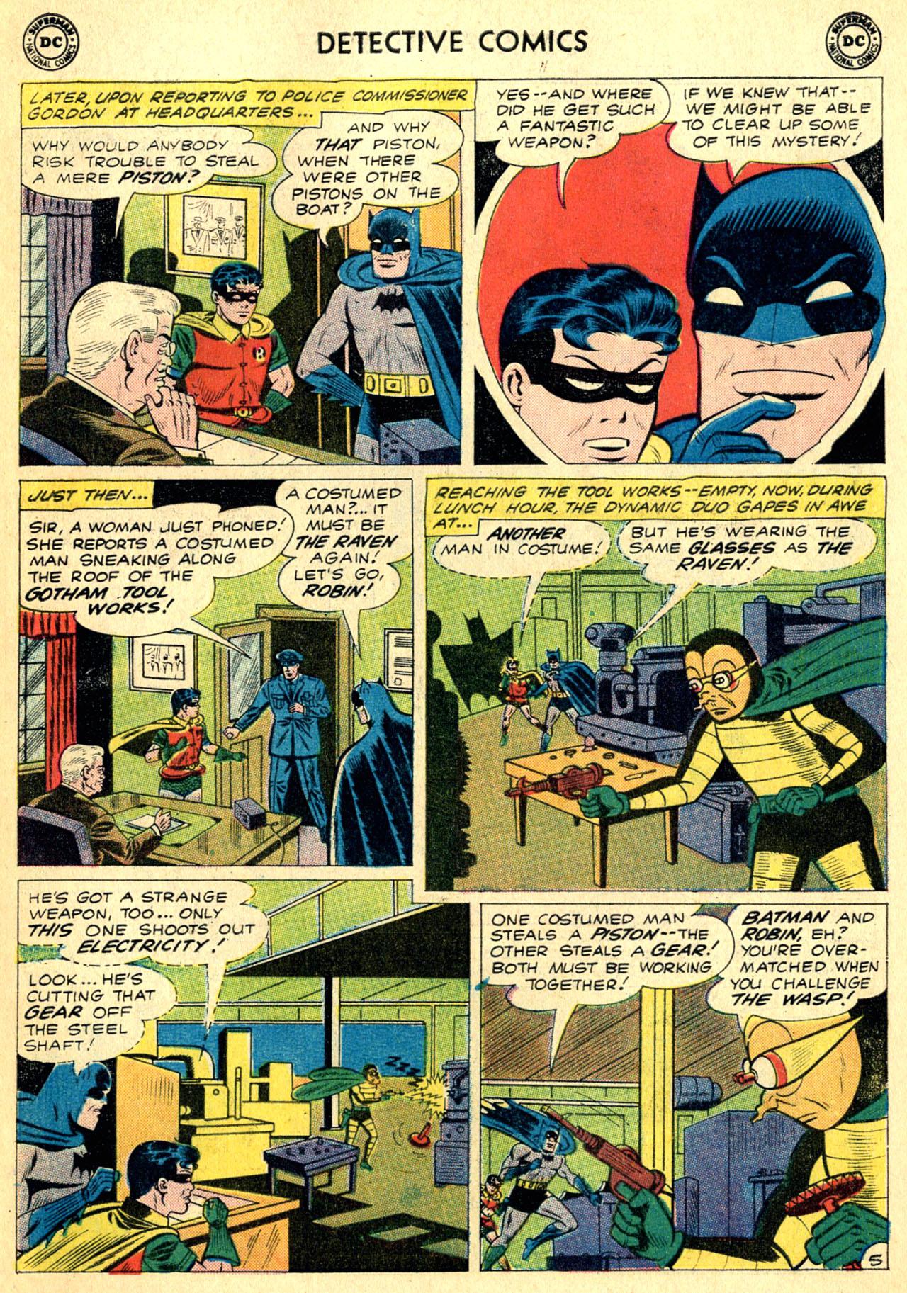 Detective Comics (1937) 287 Page 6