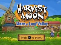 Buku Panduan Harvest Moon Hero of Leaf Valley Lengkap Dari A Sampai Z