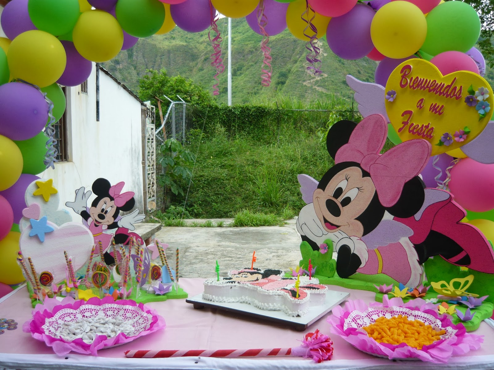 Imagenes fantasia y color ideas para fiesta infantil for Todo decoracion