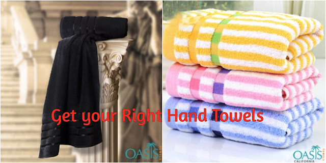 Take Help of Hand Towel Manufacturer to Get your Choices Right