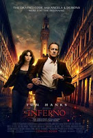 Inferno (2016) - Poster