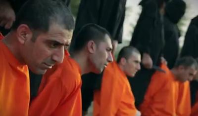 Brutal Asesinato Masivo del Grupo Isis