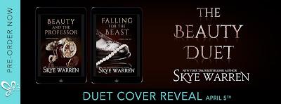Cover Reveal: The Beauty Duet by Skye Warren