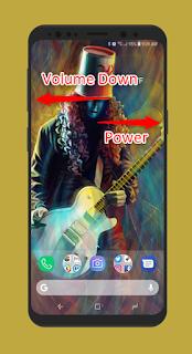 Cara Screenshot Samsung Galaxy di semua tipe