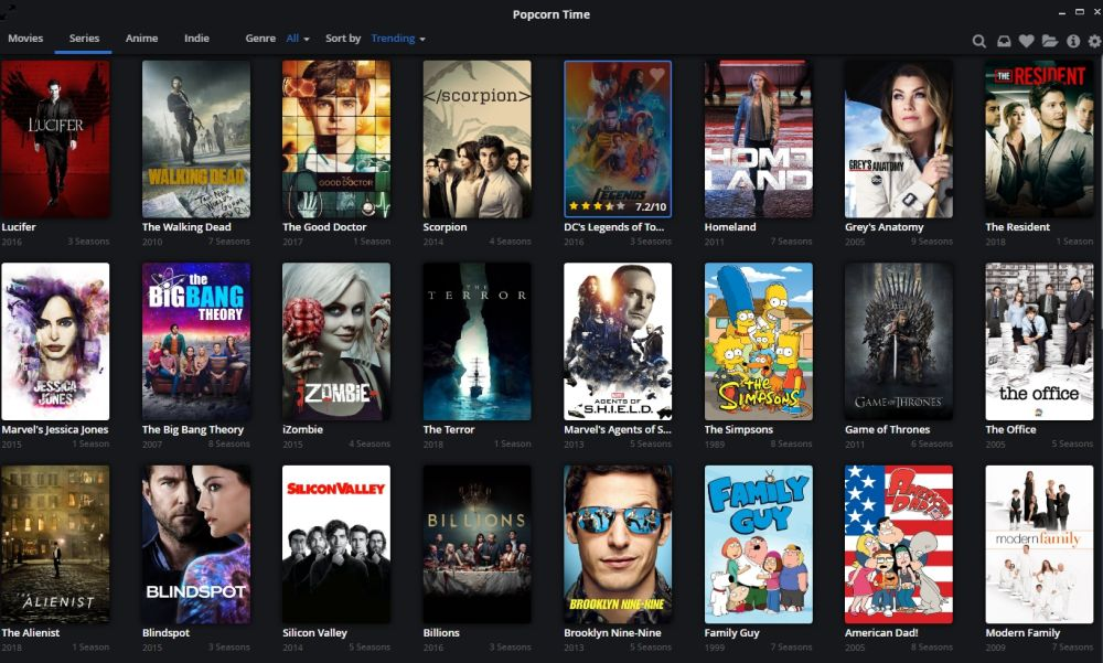 أفضل البرامج المجانية لمشاهدة الأفلام و المسلسلات على حاسوبك