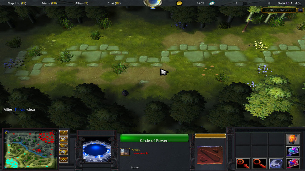 Dota 2 Mode For Warcraft 3 - WarDota2 | Lancraft