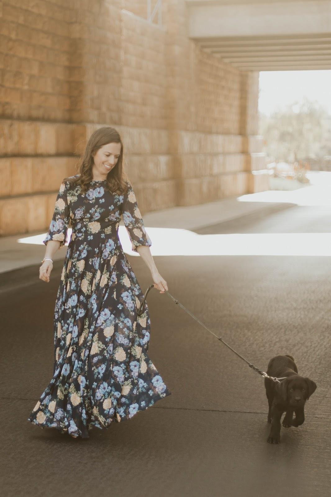 woodstock maxi dress