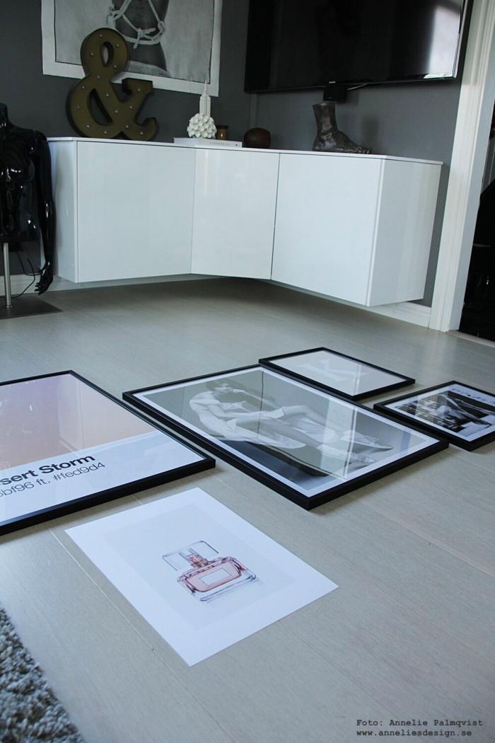 annelies design, webbutik, ljusförvaring, dear sam, poster, posters, tavla, tavlor, samarbete, kampanjkod, kampanjer, rabatt, rabattkod, planera en tavelvägg, aprikos, rosa, svart och vitt, svartvit, svartvita,