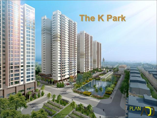 Suất Ngoại Giao The K Park