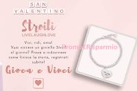 Logo Concorso gratuito ''Stroili Live Laugh Love'': vinci gratis 18 bracciali Stroili Boule Philosophy