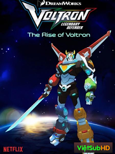 Người Máy Voltron / Dũng Sĩ Hesman