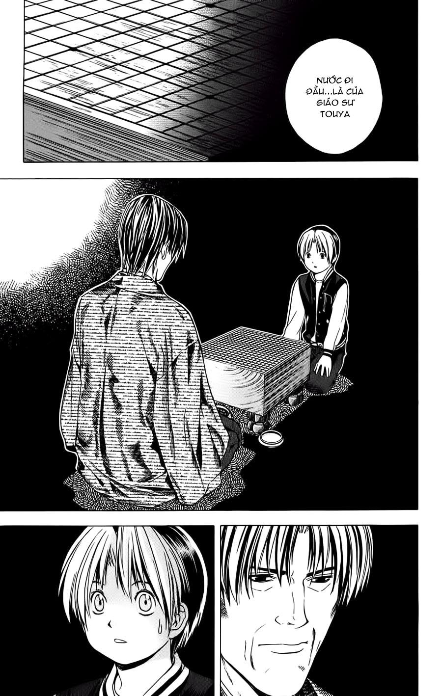 Hikaru No Go hikaru no go chap 111 trang 14