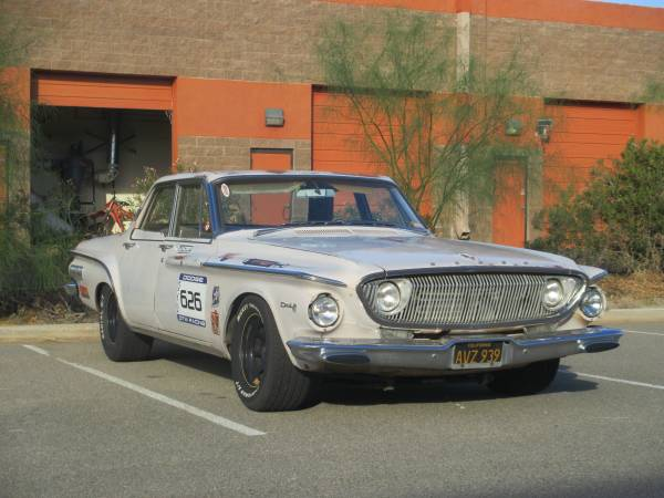 1962 Dodge Dart 440 Race Car