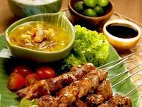 Resep Sate Khas Daerah Yogjakarta